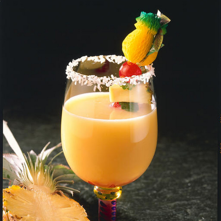Passionate Piña Colada Recipe