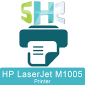 Showhow2 for HP LaserJet M1005