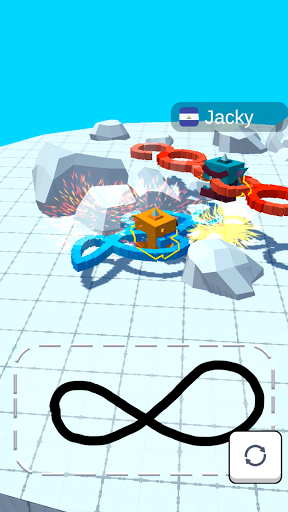 Draw Fighter 3D 0.1.3 screenshots 2
