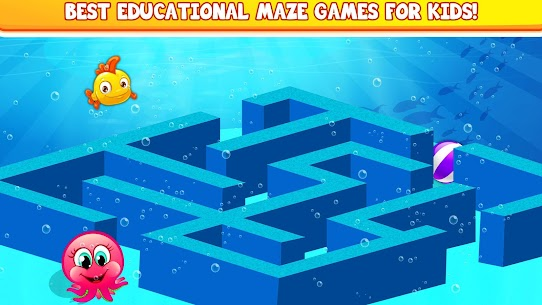 Kids Mazes : Educational Game Puzzle World 5