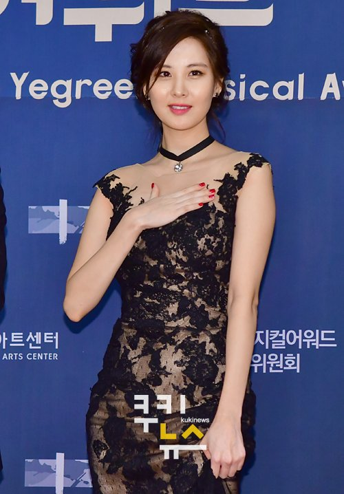 seohyun gown 8