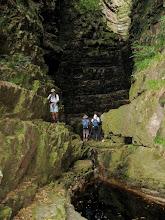 Photo: Step onto a higher ledge