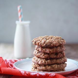 Carrot Cake Cowboy Cookies
