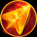 تلگرام طلایی   تلگرام ضد فیلتر   Firegram icon