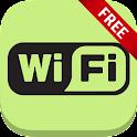 免费的WiFi搜索连接临 icon