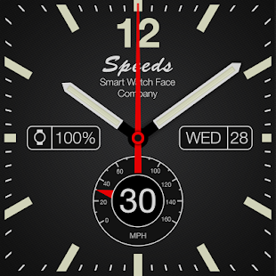 Speeds Pro Watch Face- screenshot thumbnail