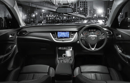 The interior is where the biggest difference is clear between the cool i-Cockpit of the Peugeot and the mainstream design of the Opel. Picture: QUICKPIC