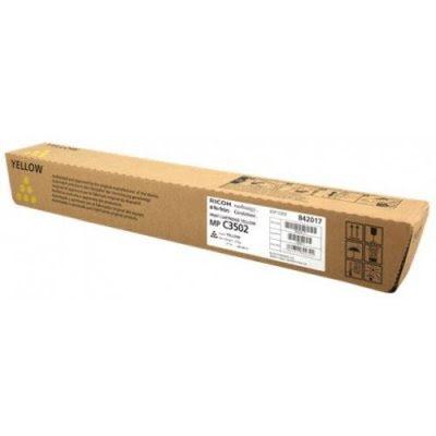 Ricoh/NRG MPC3002/3502 yellow toner 18K- FYNDVARA