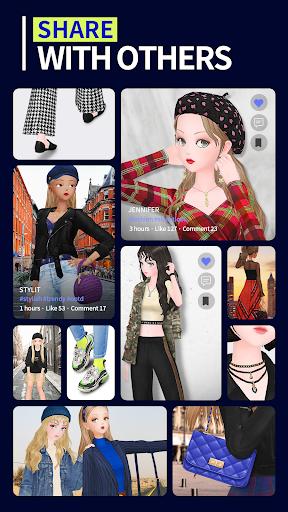 Télécharger STYLIT - Dress up & Styling Game mod apk screenshots 3
