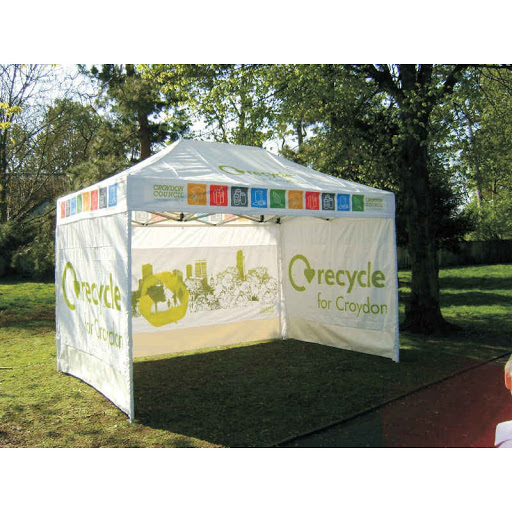 Printed Promotional Marquees & Gazebos