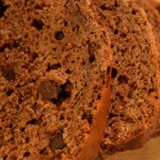 Cocoa Banana Bread.