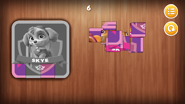 Paw Puppy Patrol Puzzle - screenshot thumbnail 03