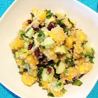 Mango Cucumber Cilantro Salad Recipes