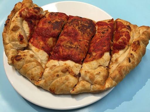 27.  Vegetable Calzone
