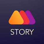 Mouve - animated video stories maker for Instagram 0.451