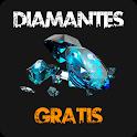 Diamantes gratis Free Fire icon
