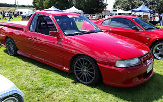 Holden Ute Rent Southland