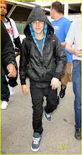 Photo: February 3, 2010:Justin Bieber  arrives at Miami International Airport in Miami Beach, Florida.Credit: INFphoto.com  Ref.: infusmi-09/11/13