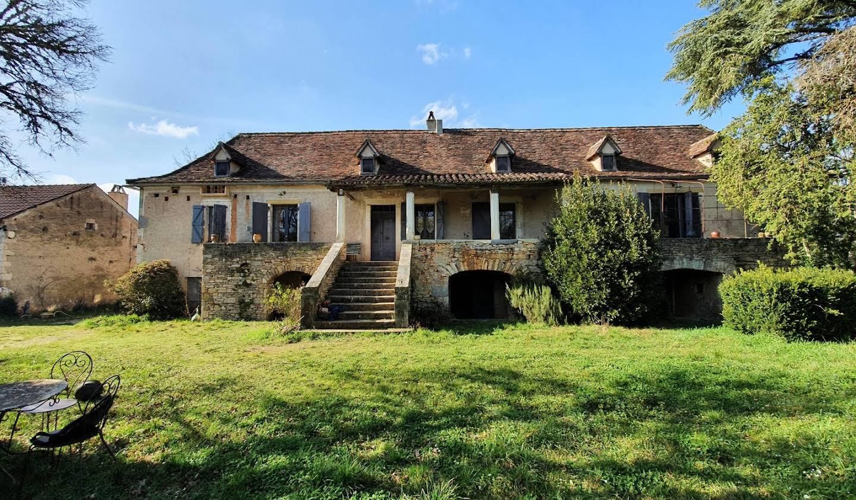 Property Limogne-en-Quercy