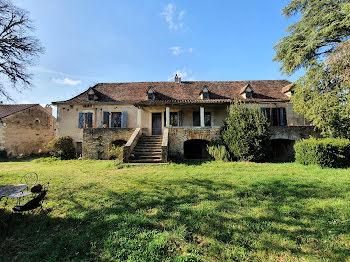 propriété à Limogne-en-Quercy (46)