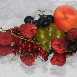 multicolor fruits by LADOCKi Elvira - Food & Drink Fruits & Vegetables (  )