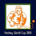 Hockey Worldcup 2018 icon