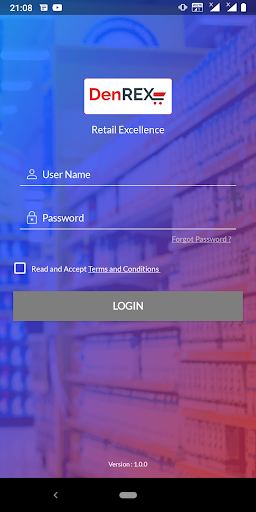DenSFA screenshot 1