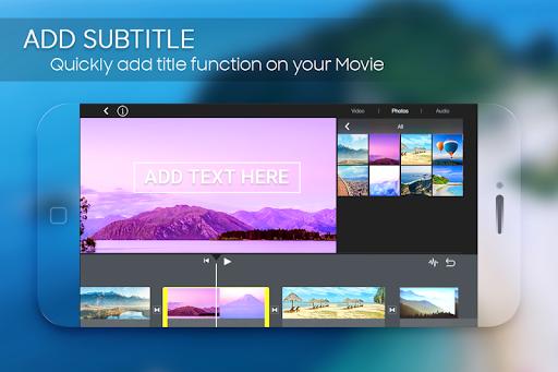 Best Movie Editing u2013 Pro Video Creator 1.1.2 screenshots 3