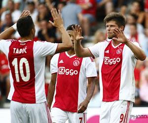 Klaas-Jan Huntelaar n'en a pas encore fini avec l'Ajax Amsterdam !