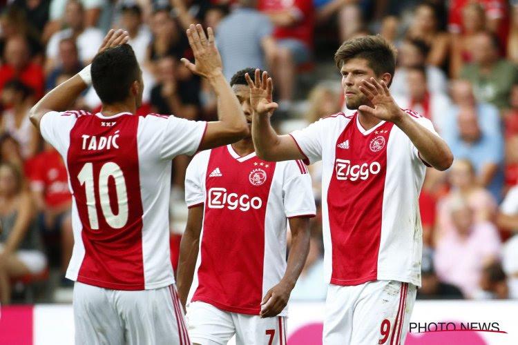 Huntelaar a-t-il joué son dernier match pour l'Ajax ?