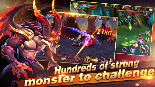 u00a0Brave Fighter 2: Monster Legion 1.3.8 screenshots 5