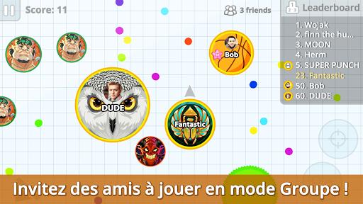 Code Triche Agar.io APK MOD screenshots 3