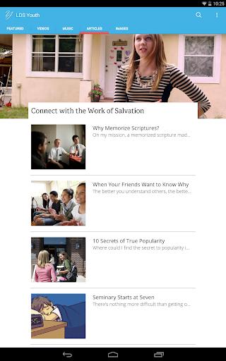 LDS Youth screenshot 8