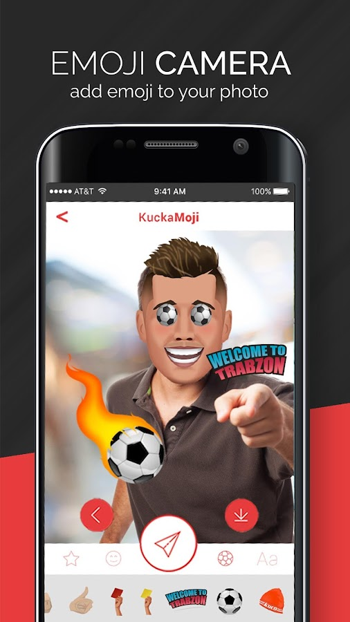 Kuckamoji- screenshot