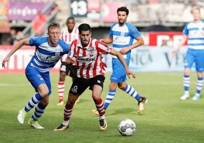 Eredevisie : Verschueren bat Vitesse, Vansteenkiste l'emporte face à Zwolle, Wuytens s'incline contre le PSV et Brogno gagne face à Venlo