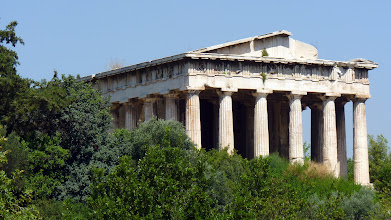 Photo: Agora: Temple of Hephaestus
