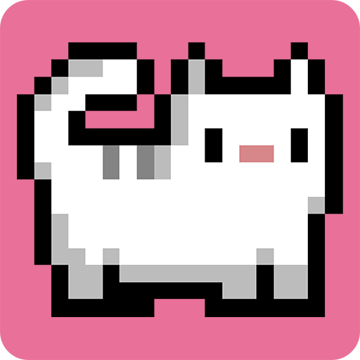 Cat-A-Pult: Toss 8-bit kittens file APK Free for PC, smart TV Download