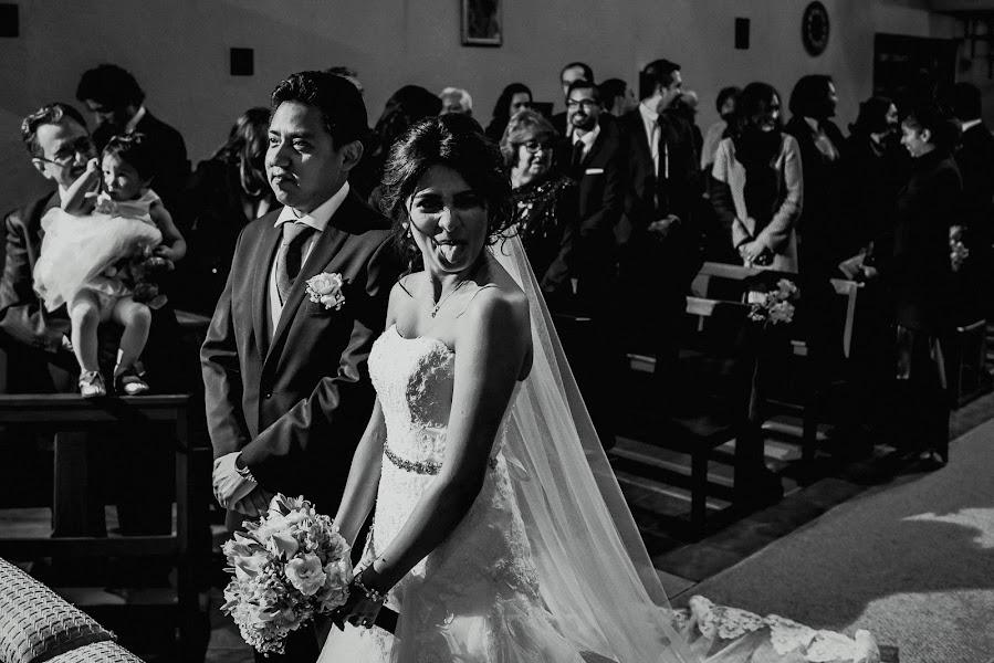 Wedding photographer Valery Garnica (focusmilebodas2). Photo of 04.06.2018