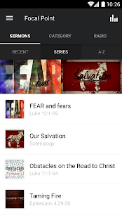 Focal Point Radio Ministries- screenshot thumbnail