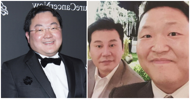 The Malaysian Businessman Psy Introduced to YG Revealed to Be on