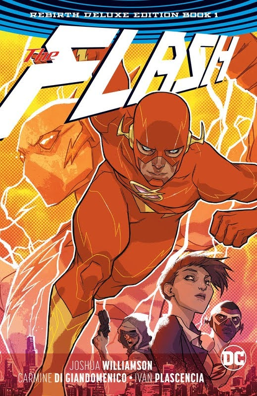 The Flash: The Rebirth Deluxe Edition (2017) - complete