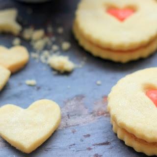 Basic Shortbread Cookies