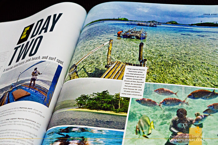 Action ALMASOR Inflight Traveller Magazine