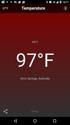Temperature  screenshots 5