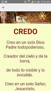 Oracion del Credo Catolico y Apostolico  Android Apps on Google Play