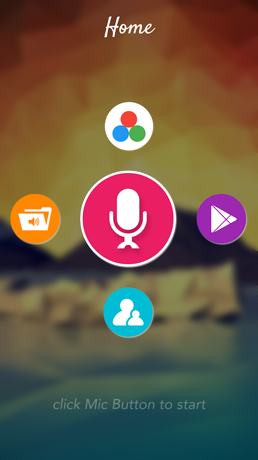 Funny Voice-Free Voice Changer- screenshot