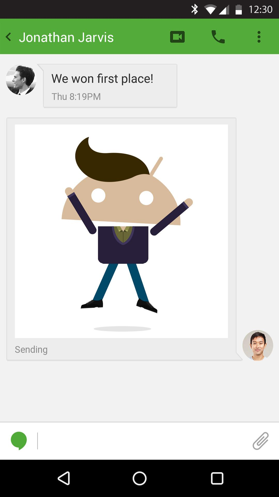 Androidify screenshot #5