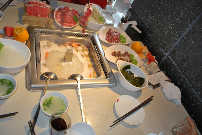 Hidilao Hot Pot, Singapore
