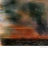 "Photo: ""Smoldered Landscape"" 6. 14.2013, digital 8x10"