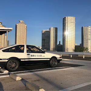 スプリンタートレノ AE86 AE86 GT-APEX 58年式のカスタム事例画像 lemoned_ae86さんの2019年05月22日12:51の投稿